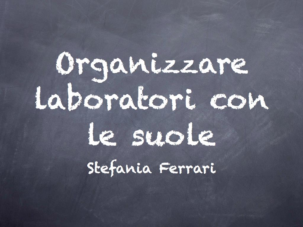 Laboratori di italiano L2 a scuola